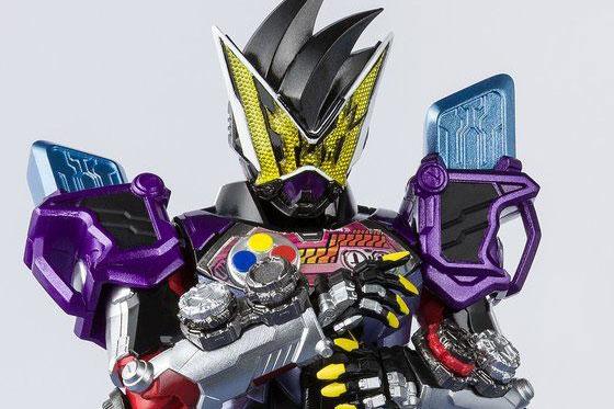 S.H.フィギュアーツ新作!仮面ライダーゲイツ ゲンムアーマーが2019年6月に限定発売!