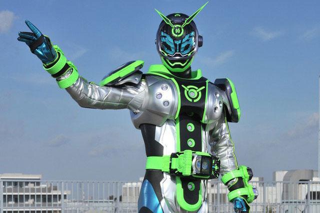 3号ライダー『仮面ライダーウォズ』が登場!未来のライダーの力で戦う!