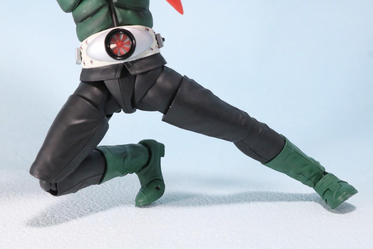 S.H.フィギュアーツ 仮面ライダー1号 桜島1号 レビュー 魂ネイション2018
