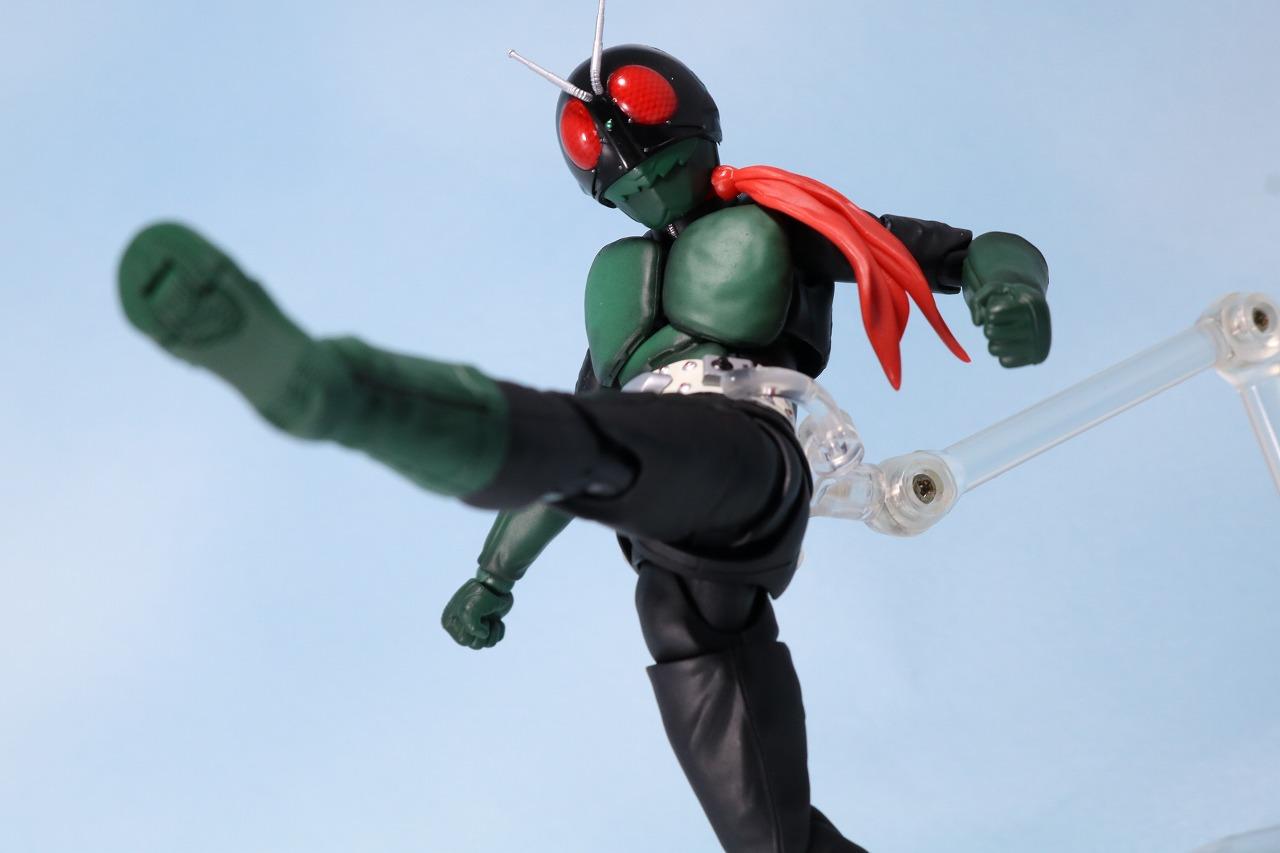 S.H.フィギュアーツ 仮面ライダー1号 桜島1号 レビュー 魂ネイション2018 アクション