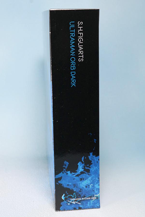 S.H.フィギュアーツ ウルトラマンオーブダーク ノワールブラックシュバルツ レビュー 魂ネイション2018 パッケージ