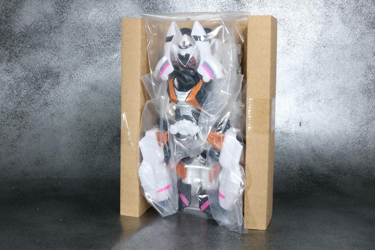 RKF RIDER KICK'S FIGURE フォーゼアーマー レビュー 仮面ライダージオウ パッケージ