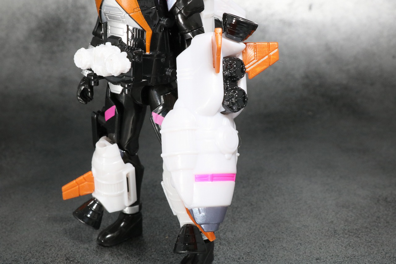 RKF RIDER KICK'S FIGURE フォーゼアーマー レビュー 仮面ライダージオウ ギミック