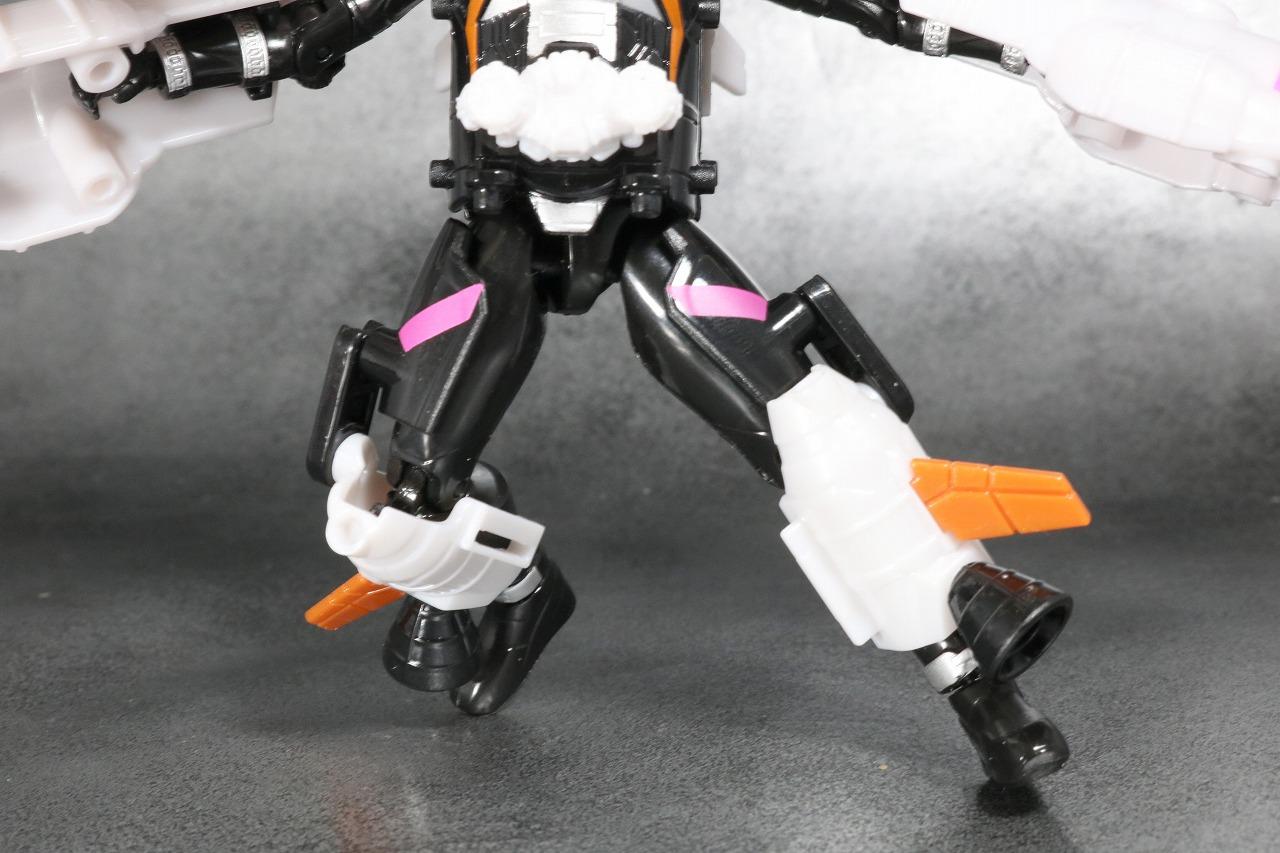 RKF RIDER KICK'S FIGURE フォーゼアーマー レビュー 仮面ライダージオウ 可動範囲