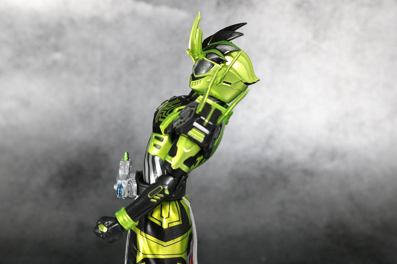 S.H.フィギュアーツ 仮面ライダークロノス クロニクルゲーマー レビュー 可動範囲