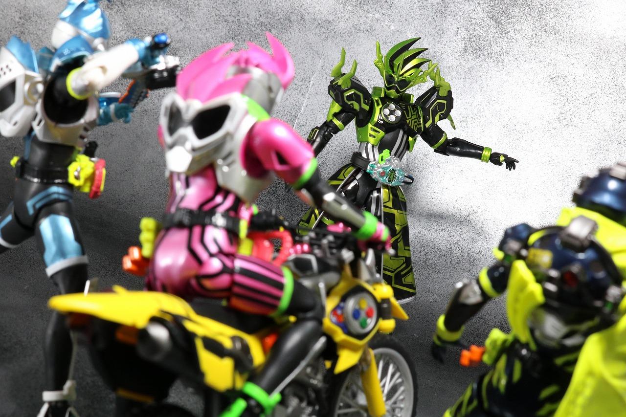 S.H.フィギュアーツ 仮面ライダークロノス クロニクルゲーマー レビュー アクション