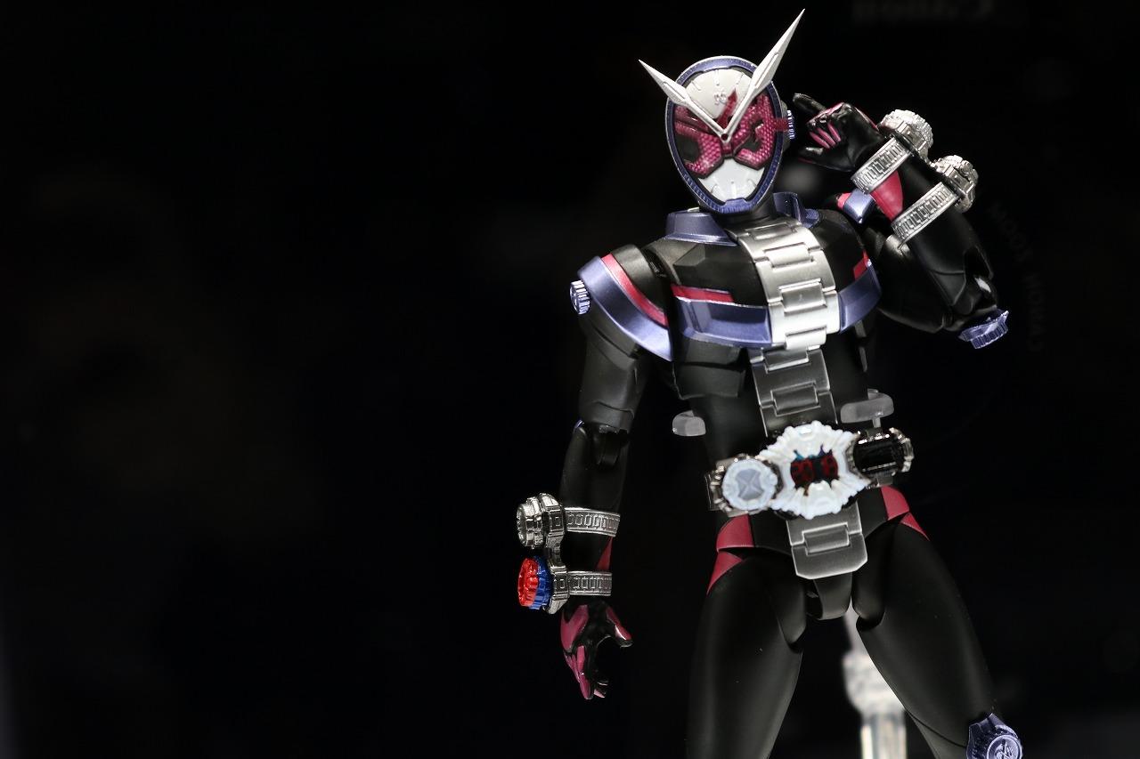 魂ネイション2018 レポート S.H.フィギュアーツ 仮面ライダージオウ