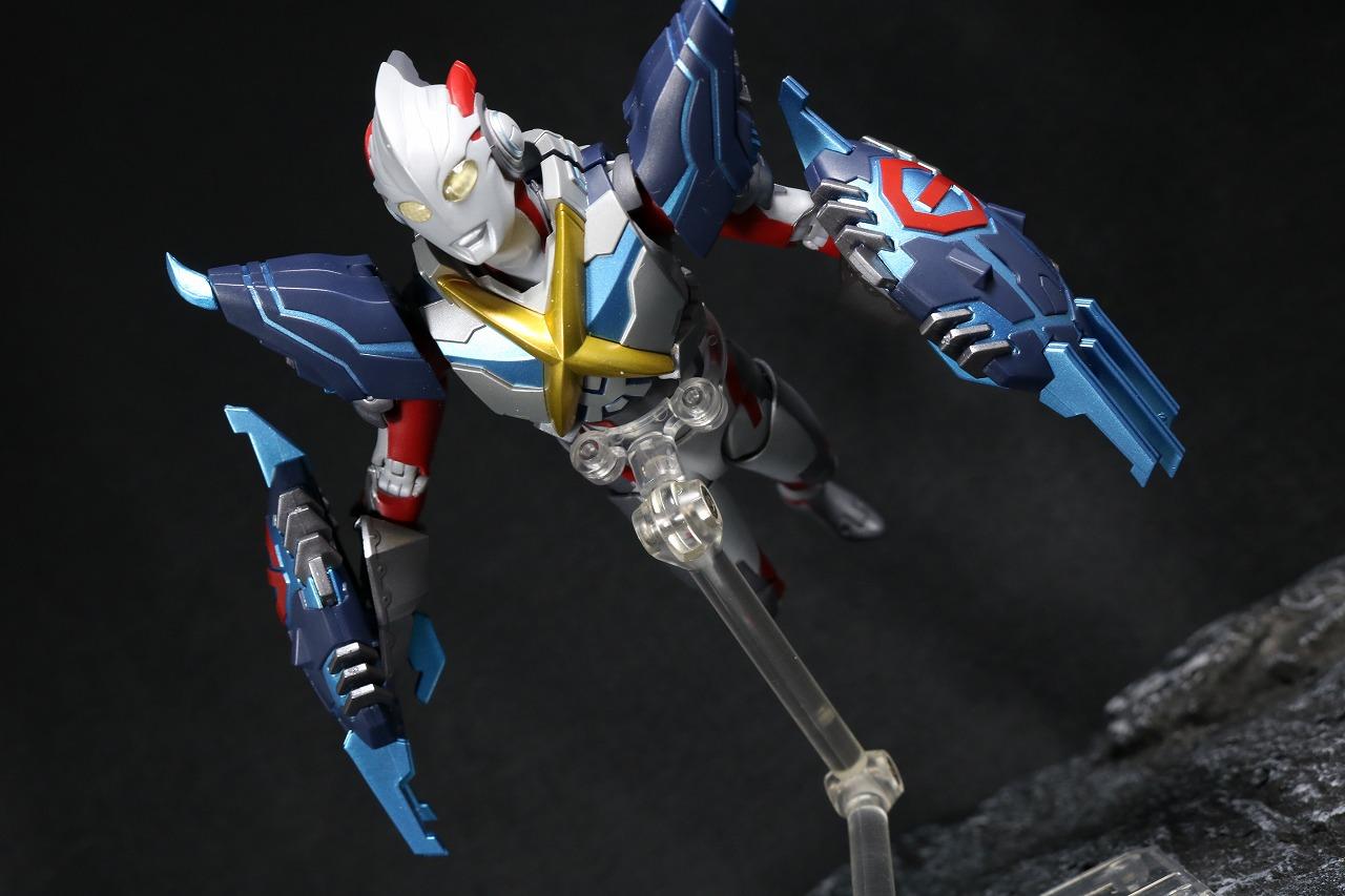 S.H.フィギュアーツ ウルトラマンX エックス ゴモラアーマー レビュー アクション