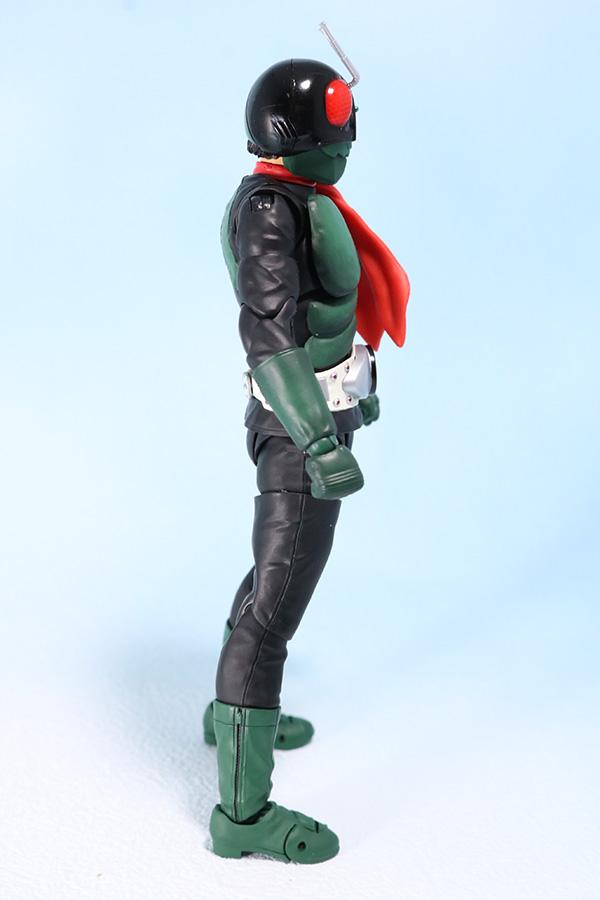 S.H.フィギュアーツ 仮面ライダー1号 桜島1号 レビュー 魂ネイション2018 全身