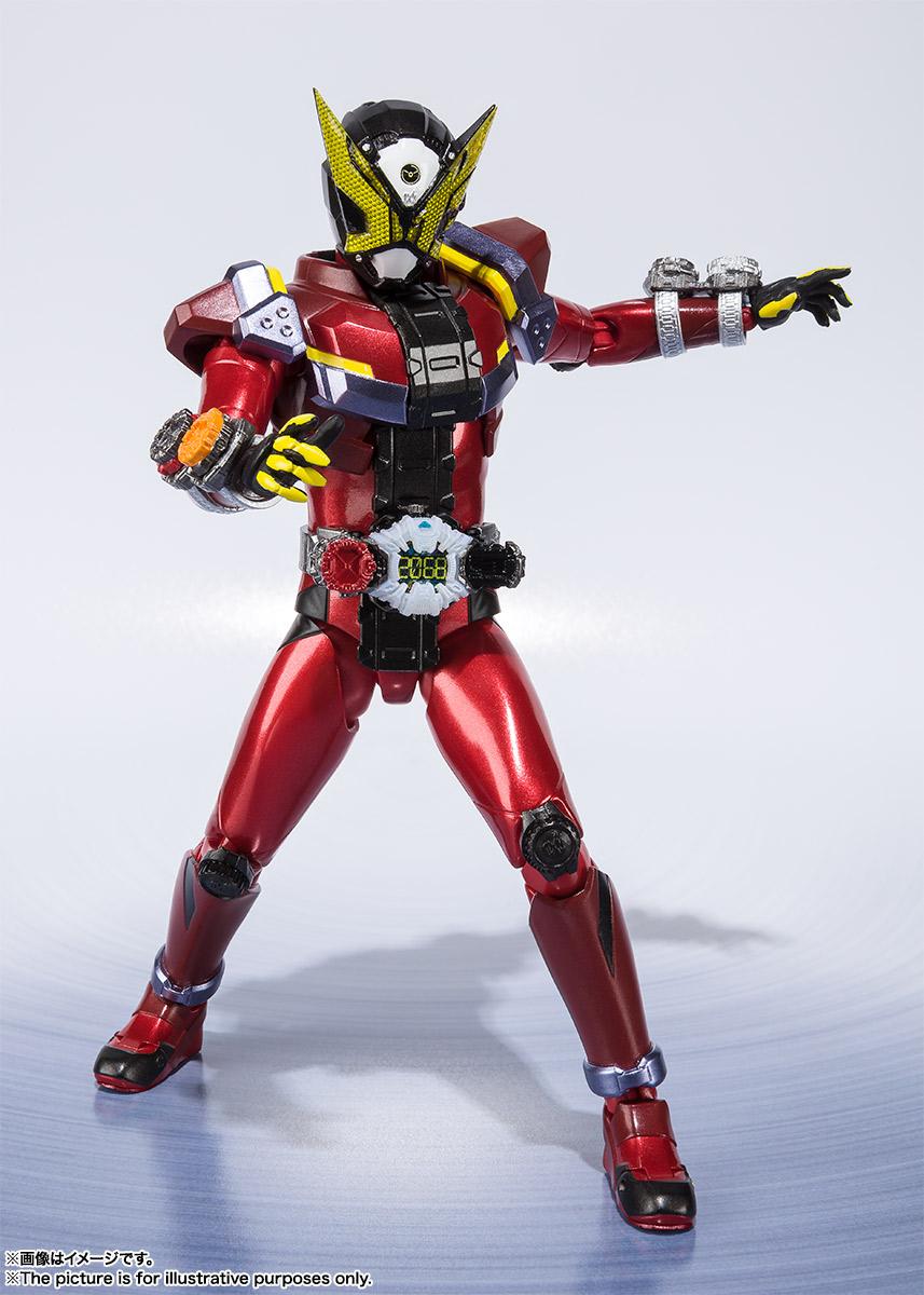S.H.フィギュアーツ 仮面ライダーゲイツ