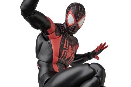 MAFEX新作!マイルス版スパイダーマンが商品化!2019年8月に発売予定!