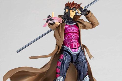 アメイジングヤマグチ新作!『X-MEN』からガンビットが2019年3月に発売決定!