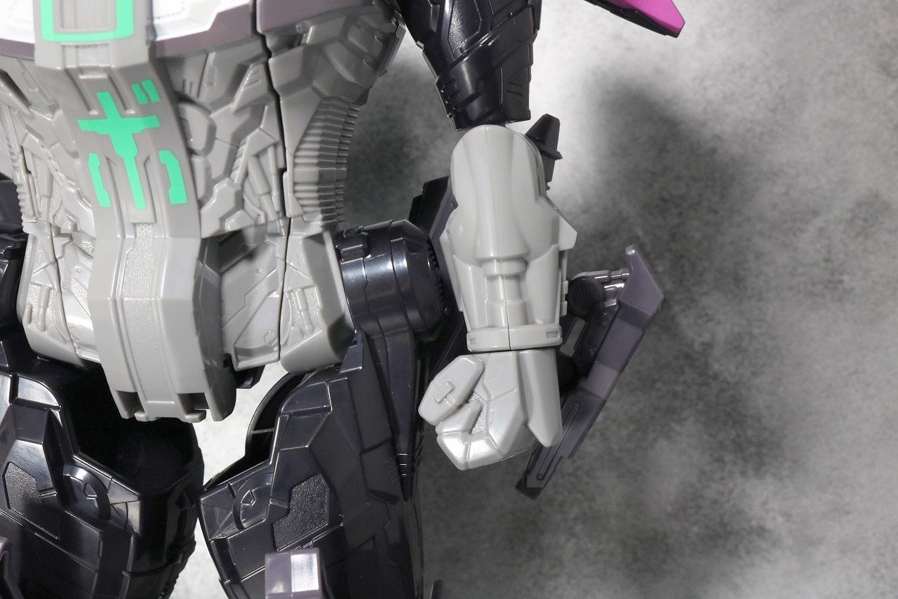 DXタイムマジーン レビュー バトルモード 全身