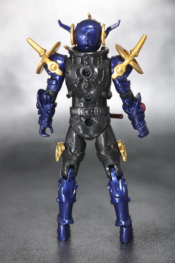 RKF RIDER KICK'S FIGURE 仮面ライダーエボル コブラフォーム レビュー 全身
