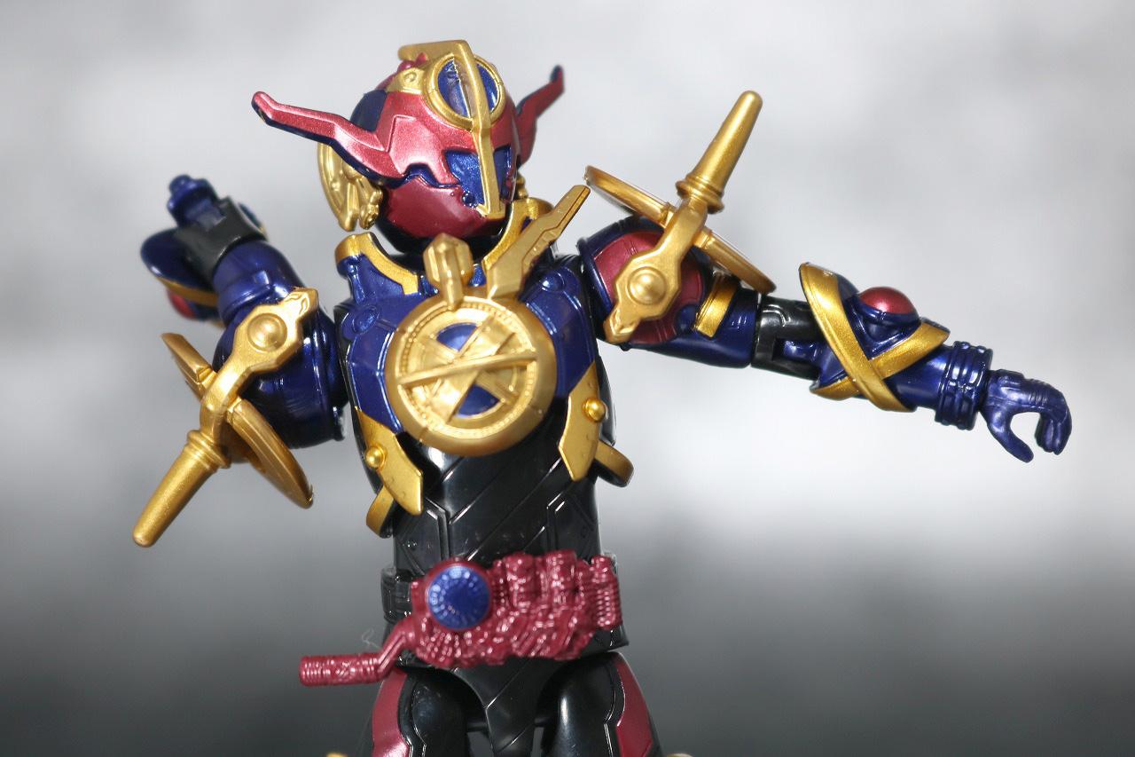 RKF RIDER KICK'S FIGURE 仮面ライダーエボル コブラフォーム レビュー 可動範囲
