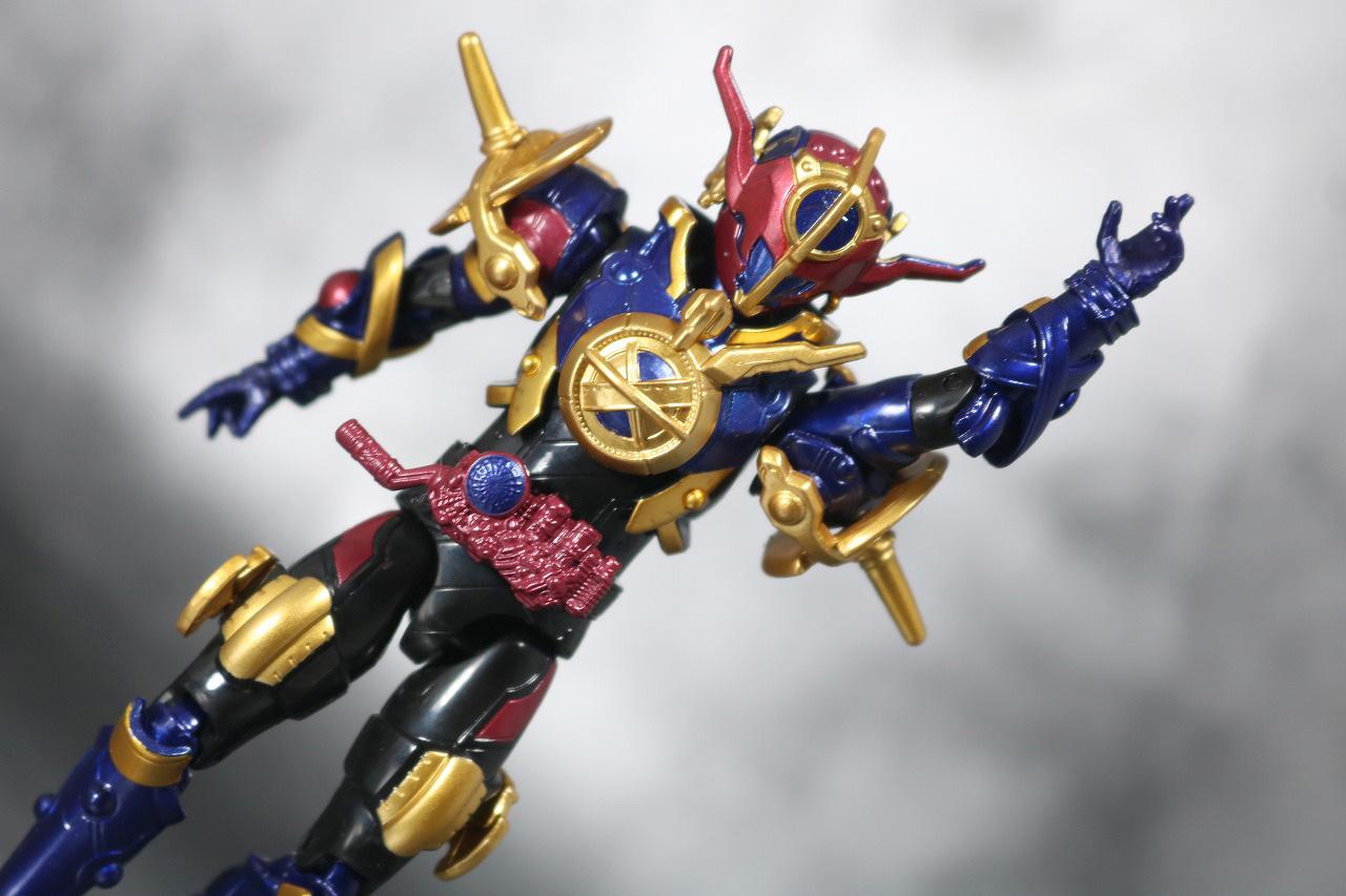 RKF RIDER KICK'S FIGURE 仮面ライダーエボル コブラフォーム レビュー アクション