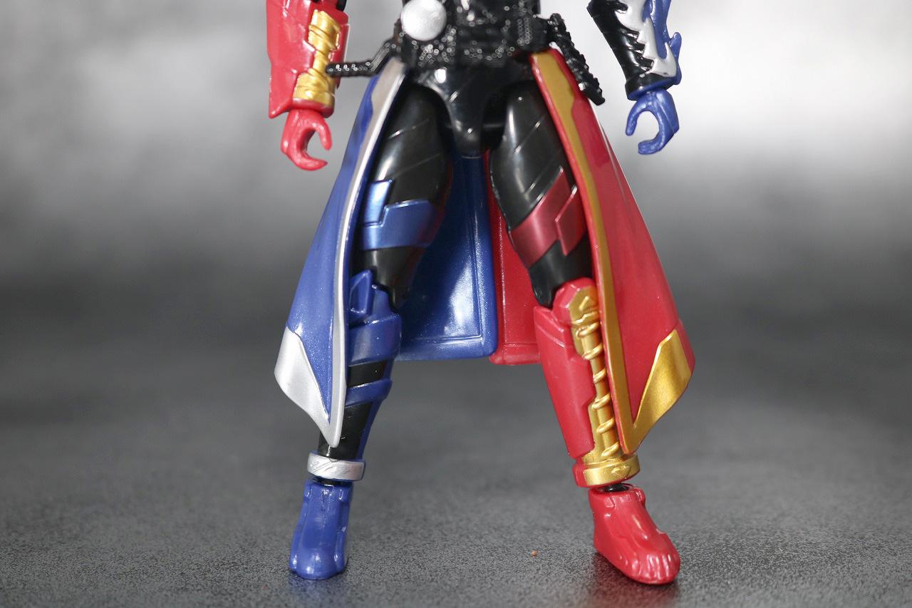 RKF RIDER KICK'S FIGURE 仮面ライダービルド クローズビルドフォーム レビュー 全身