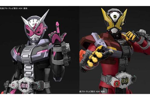 Figure-rise Standard新作!「仮面ライダージオウ」&「仮面ライダーゲイツ」が発売決定!
