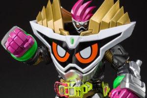 S.H.フィギュアーツ新作!仮面ライダーエグゼイド マキシマムゲーマーが2019年5月に限定発売!