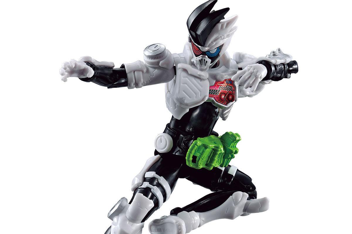 RKF新作!仮面ライダーゲンム ゾンビアクションゲーマーが2019年1月26日に発売!
