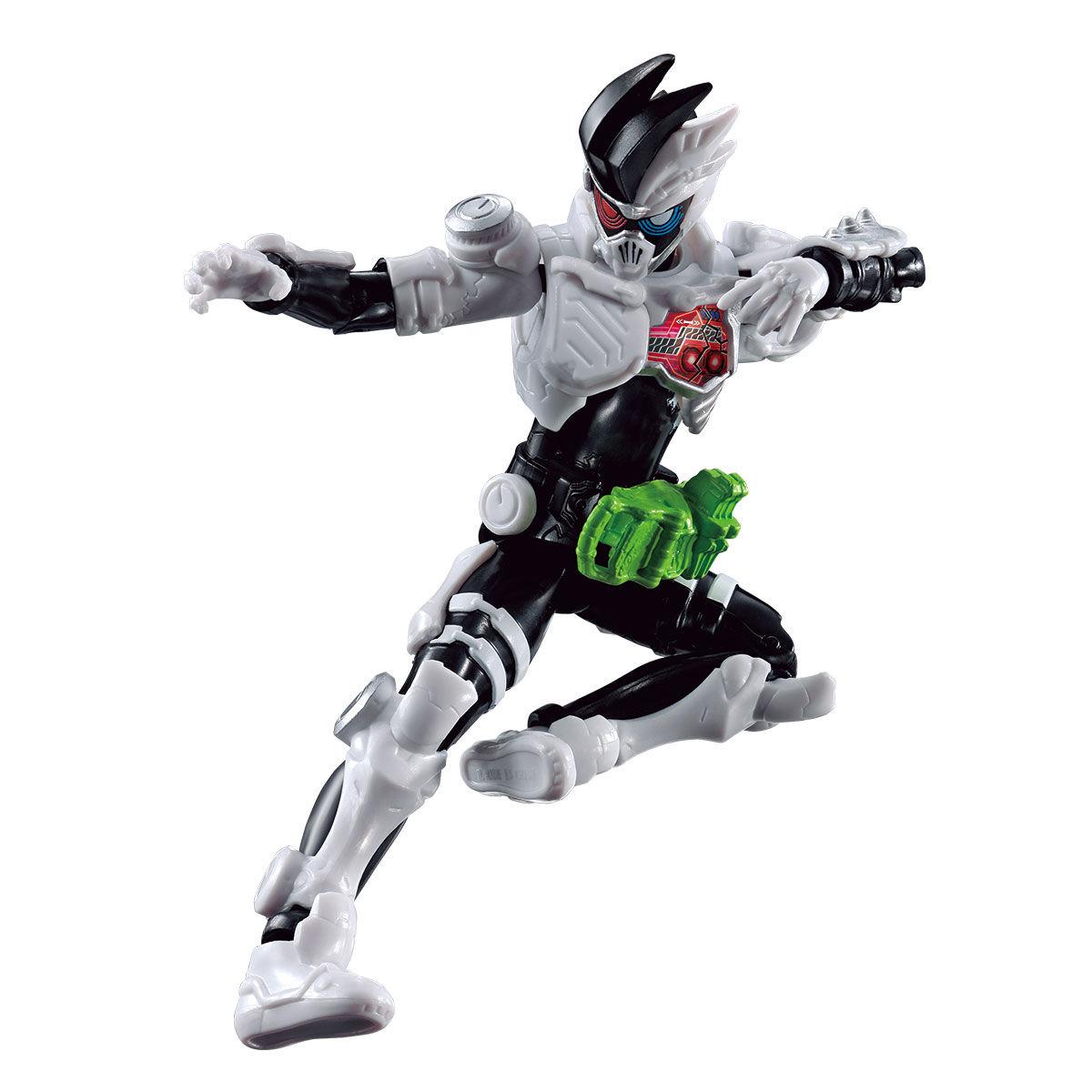 RKF RIDER KICK'S FIGURE 仮面ライダーゲンム ゾンビアクションゲーマー レベルX-0