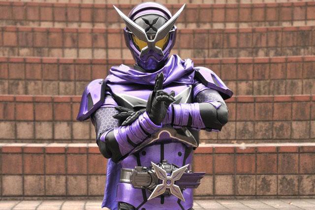 未来のライダー?仮面ライダーシノビが登場!演じるのは忍者繋がりの多和田任益さん!