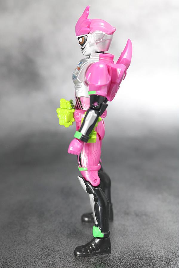 RKF RIDER KICK'S FIGURE 仮面ライダーエグゼイド アクションゲーマー レベル2 レビュー 全身