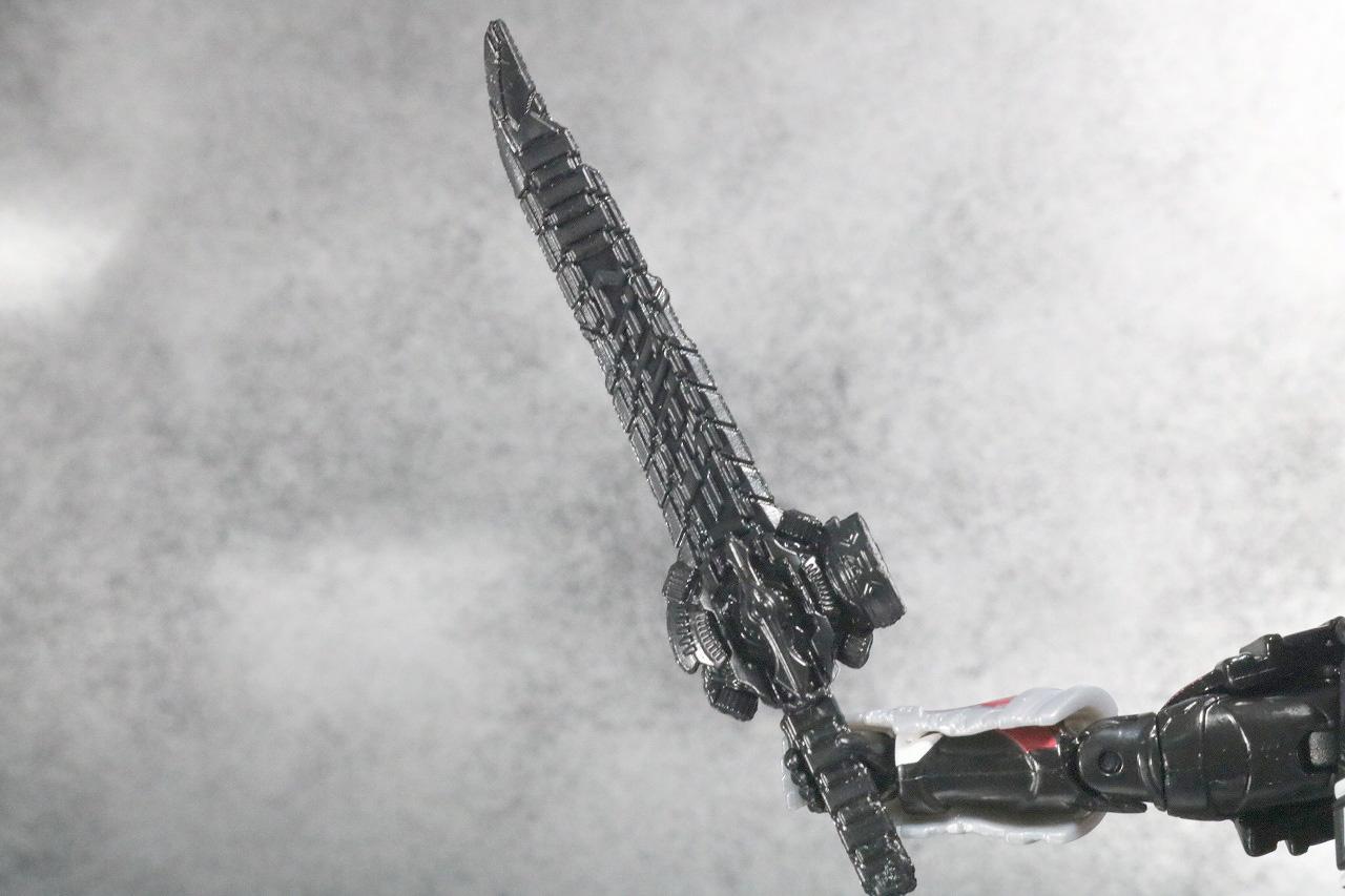 RKF RIDER KICK'S FIGURE 仮面ライダージオウ ディケイドアーマー レビュー 付属品 ライドヘイセイバー