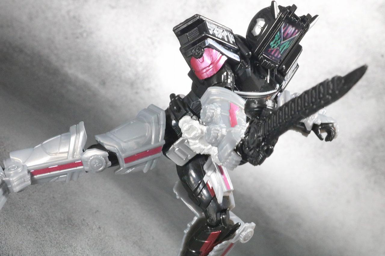 RKF RIDER KICK'S FIGURE 仮面ライダージオウ ディケイドアーマー レビュー アクション