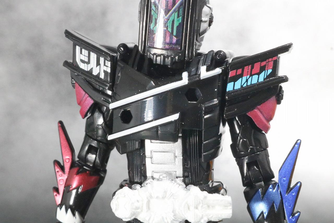 RKF RIDER KICK'S FIGURE 仮面ライダージオウ ディケイドアーマー ビルドアーマー レビュー 変身ギミック