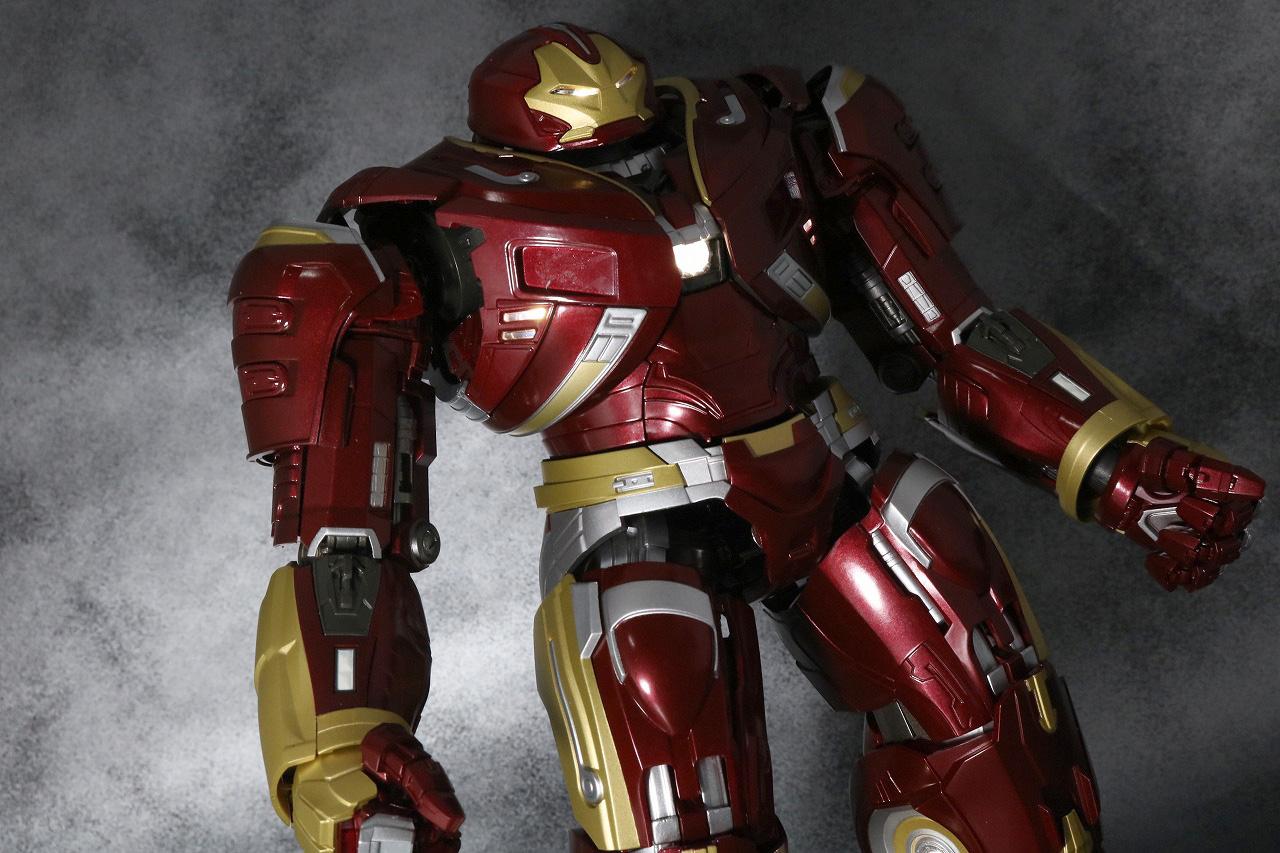 超合金 x S.H.フィギュアーツ ハルクバスター マーク2 レビュー アクション