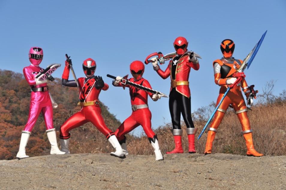 スーパー戦隊ドリームチームが結成!マーベラス、スティンガー、大和、天晴、カグラが登場!2月に4週連続放送!