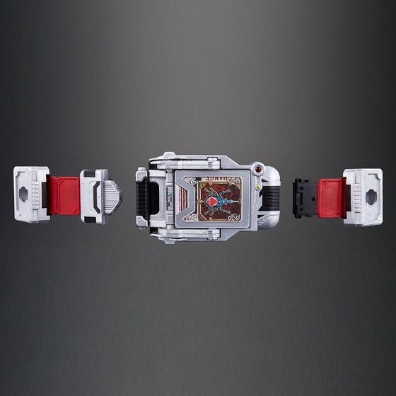 CSM コンプリートセレクションモディフィケーション ブライバックル 仮面ライダーブレイド 剣