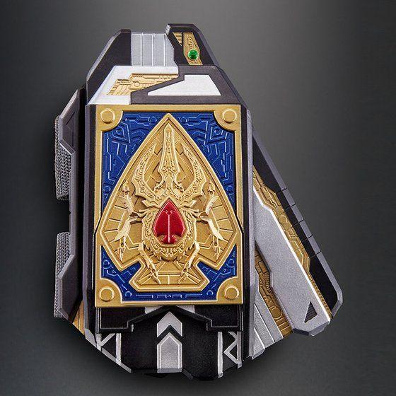 CSM コンプリートセレクションモディフィケーション ラウズアブゾーバー オリハルコンエレメントプロジェクター 仮面ライダーブレイド 剣