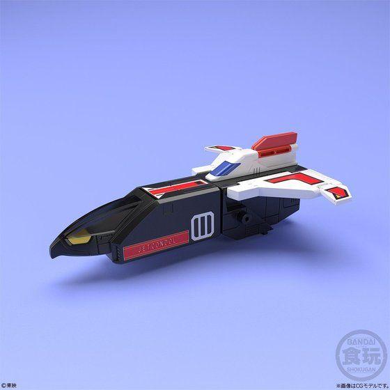 スーパーミニプラ ジェットイカロス 鳥人戦隊ジェットマン ジェットコンドル