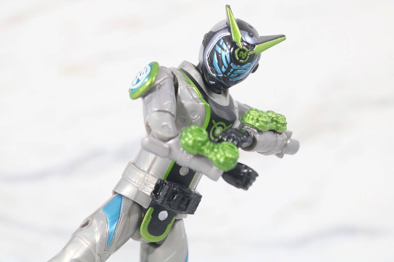 RKF RIDER KICK'S FIGURE 仮面ライダーウォズ レビュー アクション