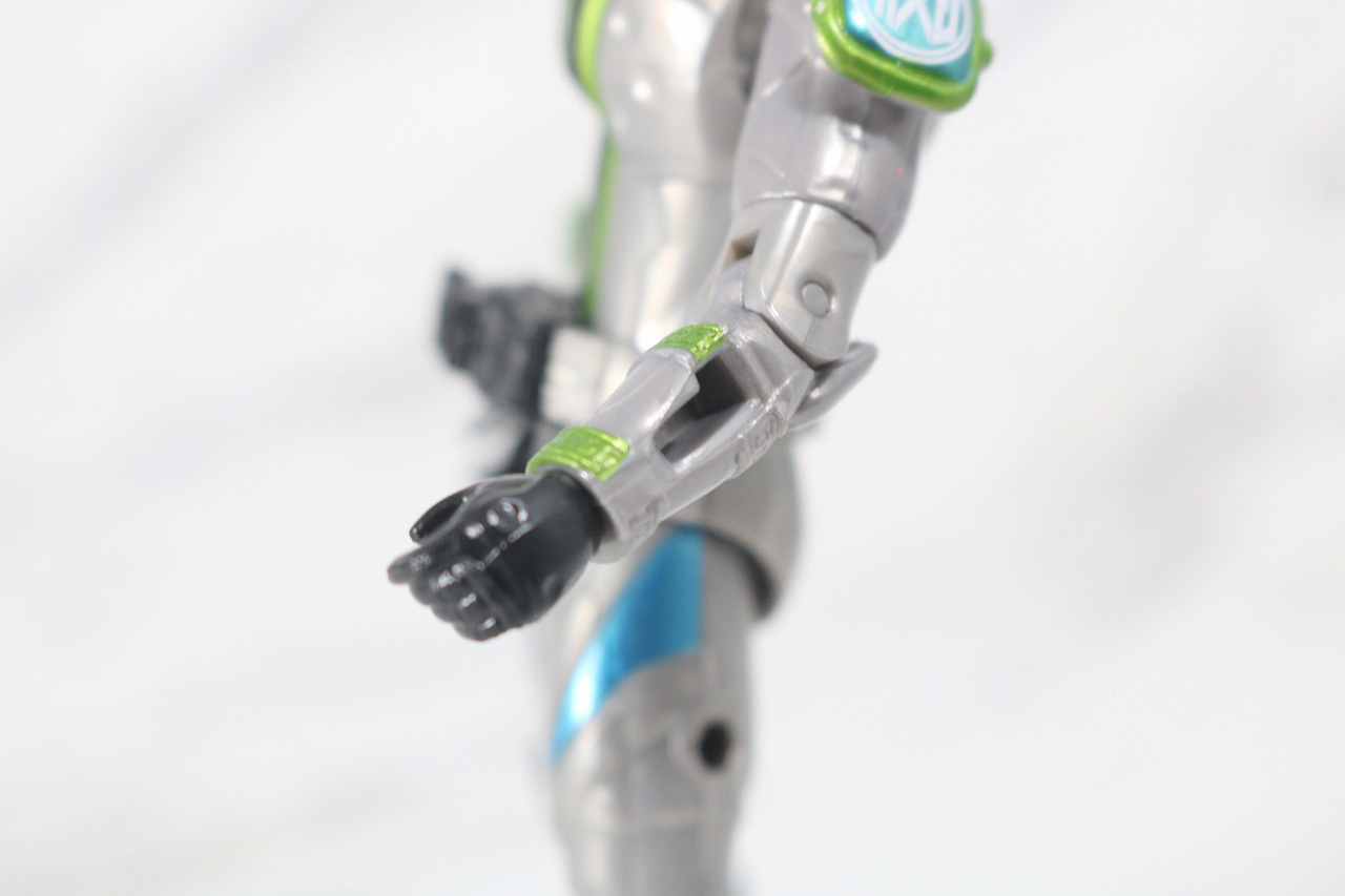 RKF RIDER KICK'S FIGURE 仮面ライダーウォズ レビュー 全身