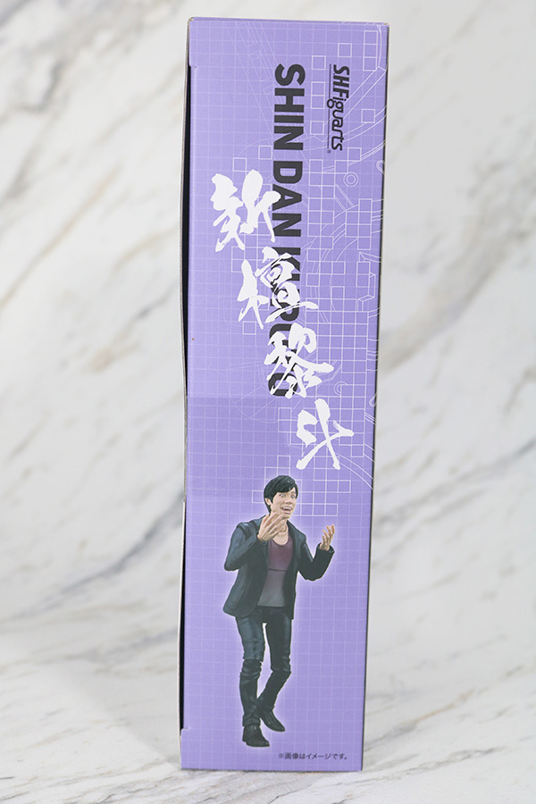 S.H.フィギュアーツ 新檀黎斗 ~新たな哀と楽~ レビュー パッケージ