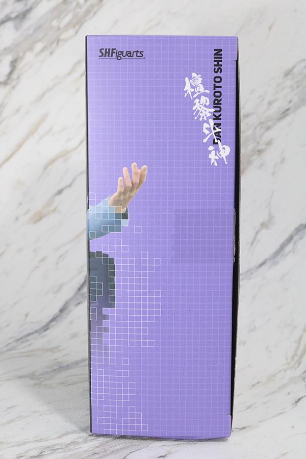 S.H.フィギュアーツ 檀黎斗神 ~神の喜と怒~ レビュー パッケージ