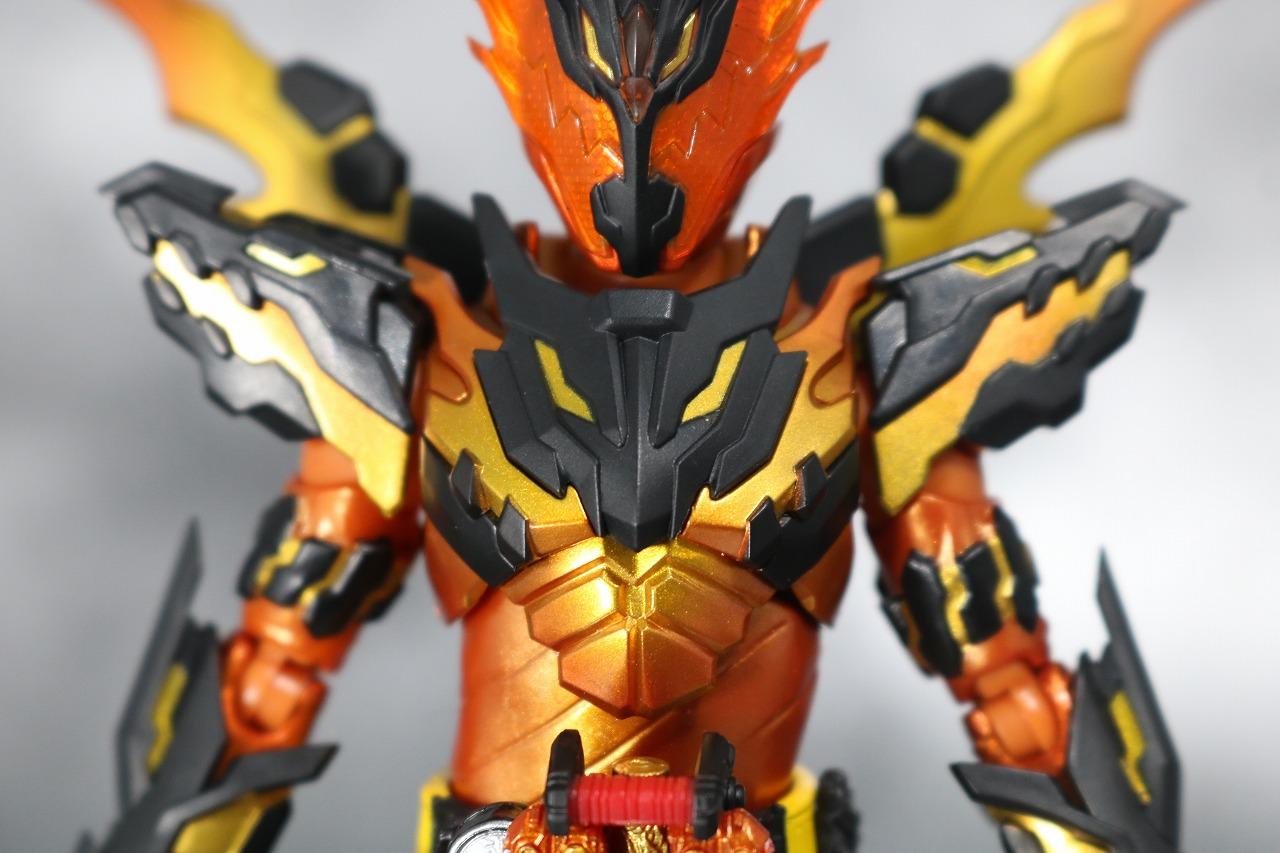 S.H.フィギュアーツ 仮面ライダークローズマグマ レビュー 全身