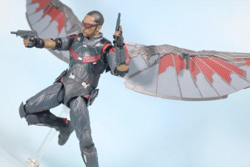 『ファルコン&ウィンターソルジャー』、サムはアイアンマンスーツのような強化を? - 翼も改良される