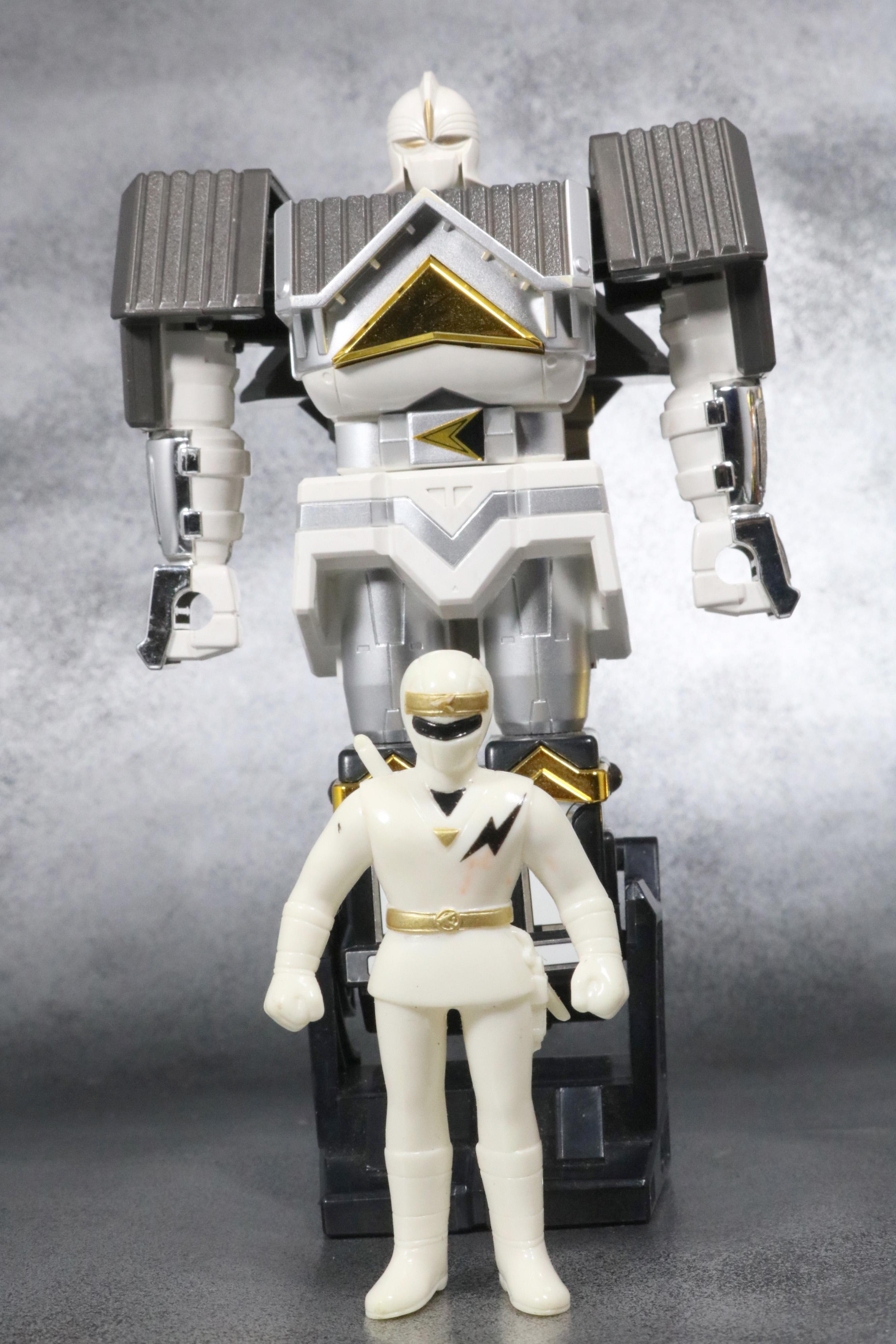 DX 無敵将軍 レビュー ホワイトカーク アクション