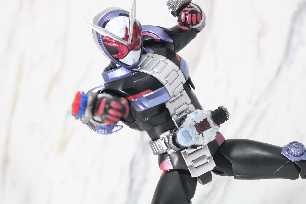 S.H.フィギュアーツ 仮面ライダージオウ レビュー アクション