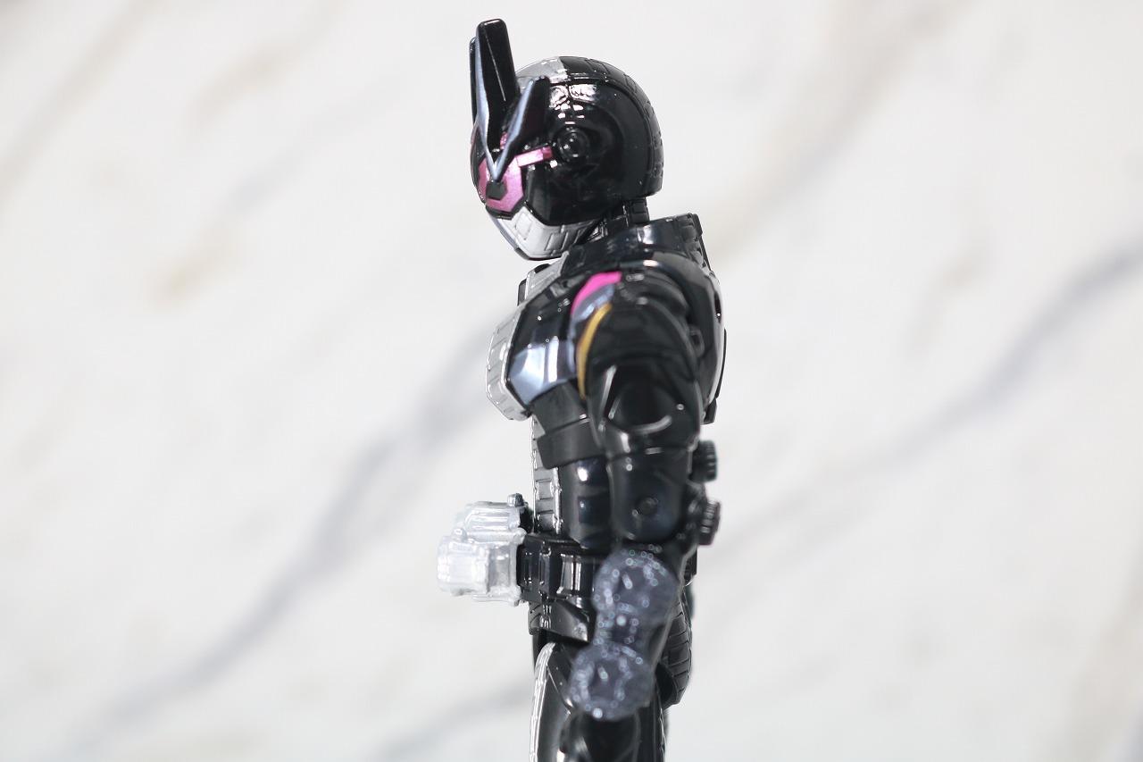 RKF RIDER KICK'S FIGURE 仮面ライダージオウⅡ レビュー 可動範囲