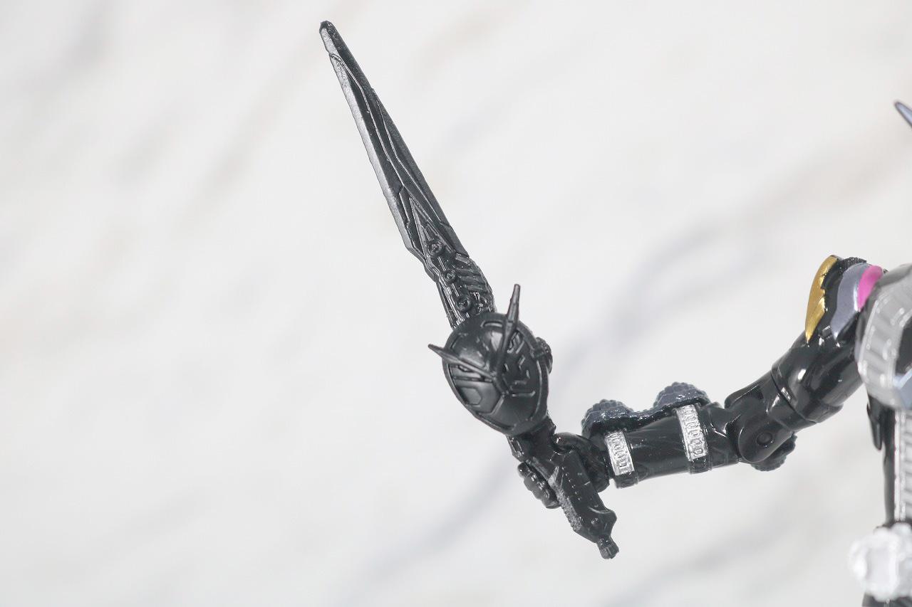 RKF RIDER KICK'S FIGURE 仮面ライダージオウⅡ レビュー 付属品 サイキョーギレード