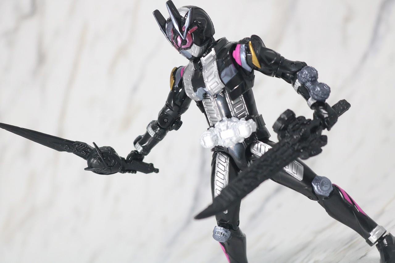 RKF RIDER KICK'S FIGURE 仮面ライダージオウⅡ レビュー アクション