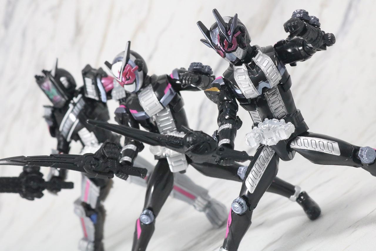 RKF RIDER KICK'S FIGURE 仮面ライダージオウⅡ レビュー アクション ディケイドアーマー