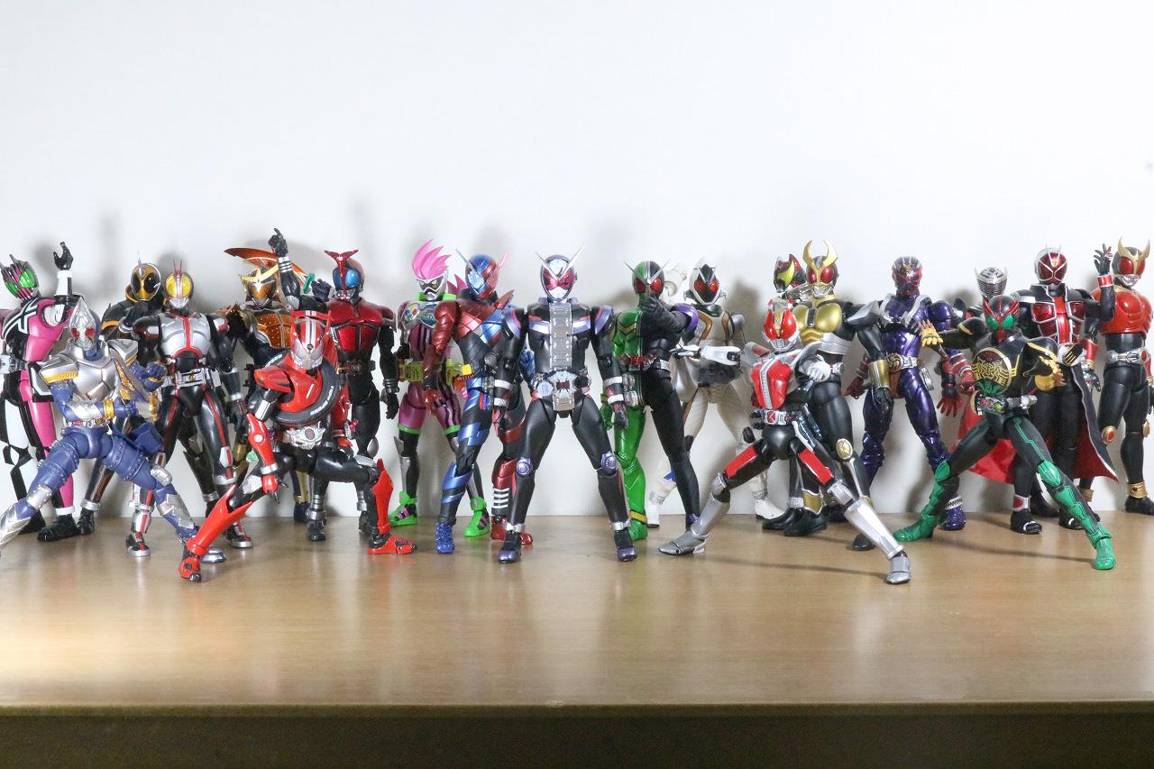 S.H.フィギュアーツ 仮面ライダージオウ レビュー アクション 平成ライダー