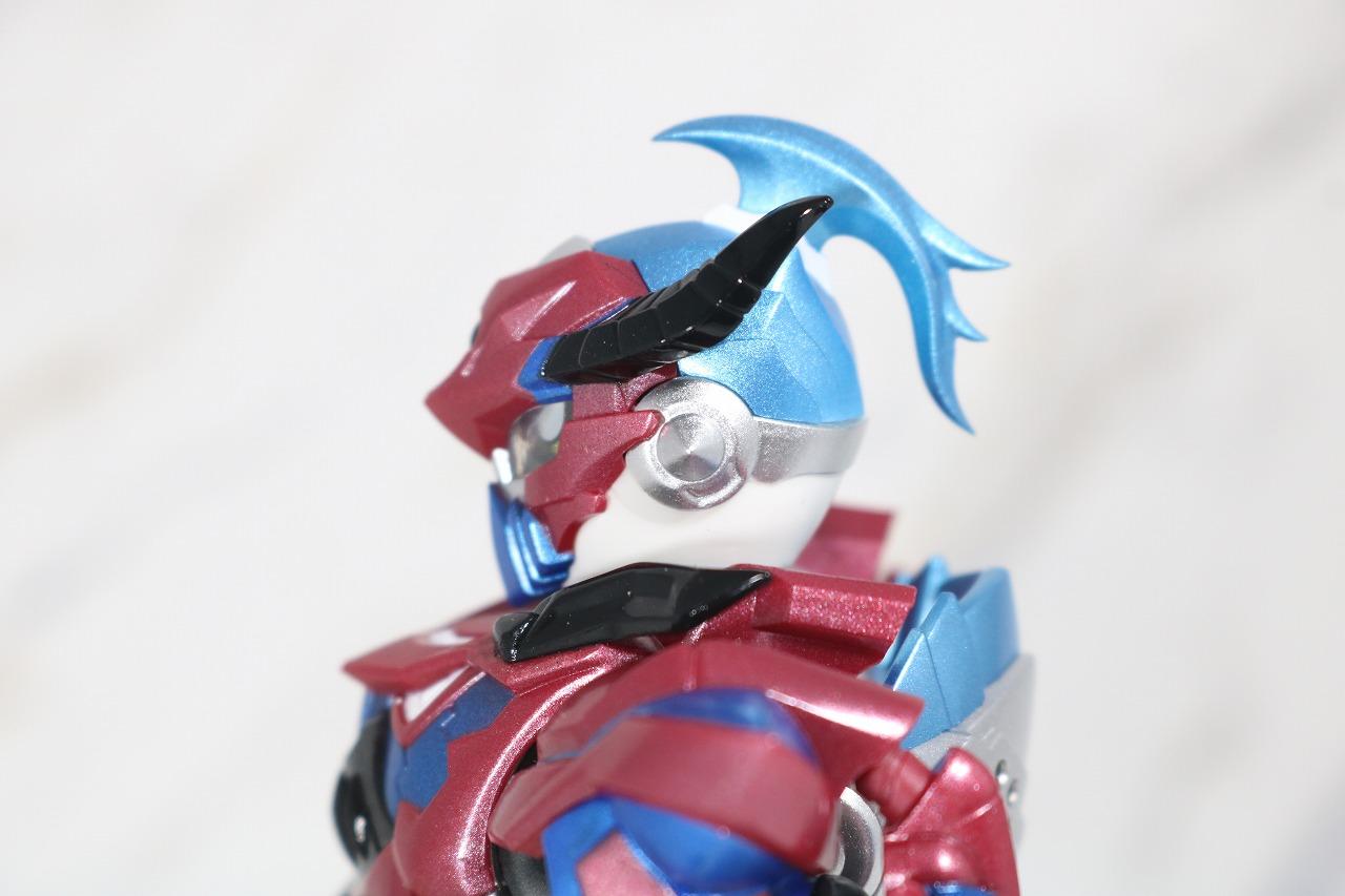 S.H.フィギュアーツ 仮面ライダーブレイブ ファンタジーゲーマー レベル50 レビュー 全身