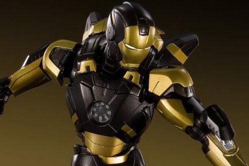 【本日予約終了】S.H.フィギュアーツ新作!アイアンマン マーク20 パイソンが2019年8月に限定発売!